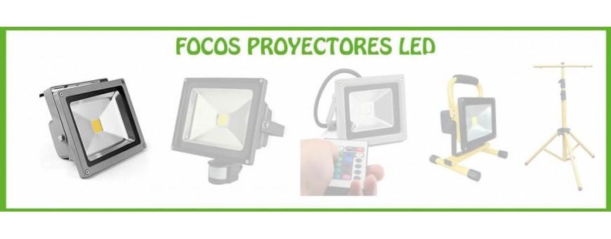 FOCOS LED DE EXTERIOR